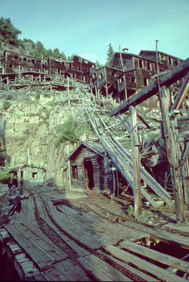 Abandoned Mine At Hedley