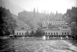 First Buntzen Lake Power Plant