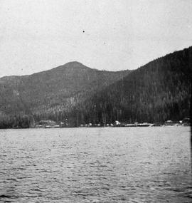 Copper Queen and tram site, Jedway, Harriet Harbour, Queen Charlotte Islands