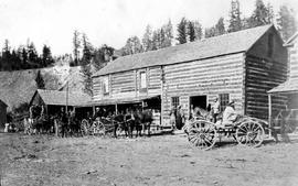 Inn at Soda Creek.