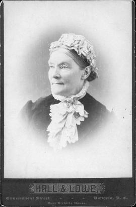 Mrs. E. Cridge.