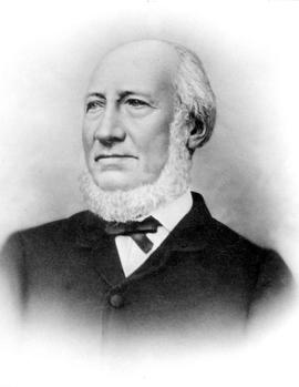 David Cameron, Chief Justice of Vancouver Island from 1853 to 1865.