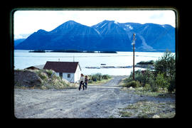 Atlin And Atlin Lake