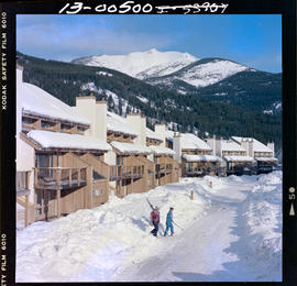Panorama Mountain Village ski facilities.