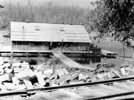 A And L Logging Co. Camp 3