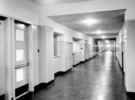 Corridor in Elphinstone Junior-Senior High School
