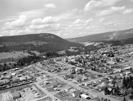 Aerial, Williams Lake