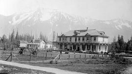 The Hotel Bella Vista, and Aberdeen House, Agassiz
