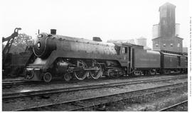 Image result for canadian pacific 4-4-4 jubilee
