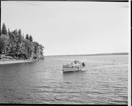 Boating On Stuart Lake