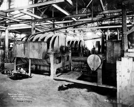 """American filters, CMS Co. concentrator, Kimberley, BC; Year 1923."""