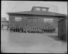 48th Battalion at Willows Camp
