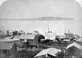 Steilacoom, Puget Sound, Washington Territory.