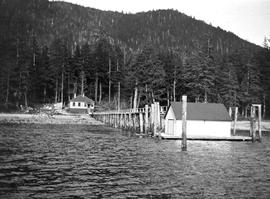 Queen Charlotte Islands; Government Office At Jedway