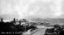 Prince Rupert Cold Storage Plant And Sawmill