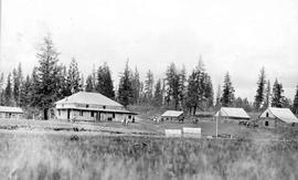 51 Mile House on the Cariboo Road