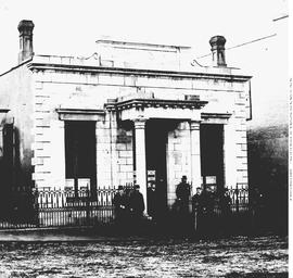 Bank of British North America, Yates Street, Victoria
