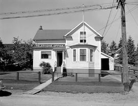 BC Telephone Co Operations At Chemainus