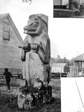 Totem at Masset
