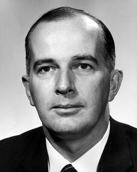 Robert Arthur Williams, member of the NDP party; elected 27 Aug 1969, 29th legislative assembly.