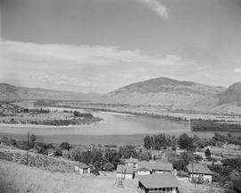 Kamloops, Junction Of N. And S. Thompson Rivers