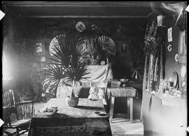 Interior of an unidentified home