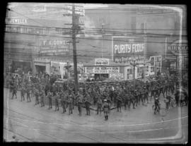 Canadian Siberian Expeditionary Force, downtown Victoria