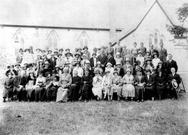50th Anniversary of the consecreation of St. Paul's church; Esquimalt; 30 Aug 1866.