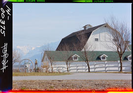 Barn In The Fraser Valley