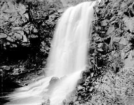Tsinkut Falls on the Nechako River.