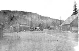 Pickard's place; or 173 Mile House, thirteen miles north of Soda Creek.