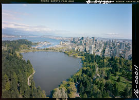 Aerial Of Vancouver
