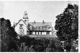 The Government House, New Westminster, B.C.