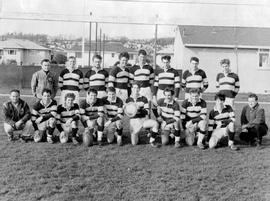 Victoria; James Bay Athletic Association rugby team.