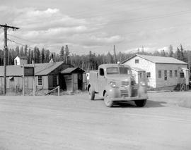 Alaska Highway, Mile 101. Blueberry Repeater Station