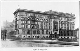 """Hotel Vancouver"""