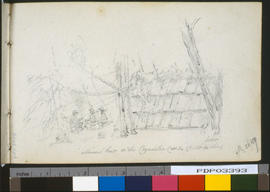 Miners Hut On The Coquihalla Creek.