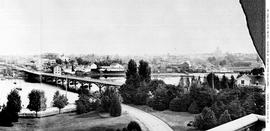 Victoria, From Legislative Buildings; Birdcages; Part B; See A-01010.