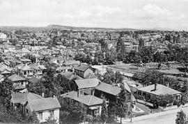 Victoria from Church Hill; see A-01060 and A-01061.