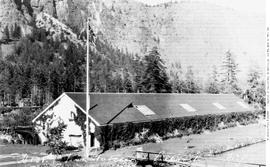 Fish hatchery, Lillooet.