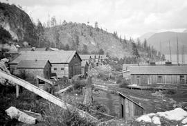 Powell River. Early Housing