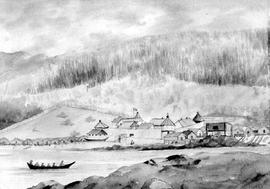 Fort Simpson, BC: Hudson's Bay Company, 1862