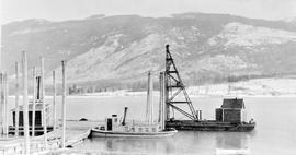 The Tug Nakusp Formerly The Dorothy Symons