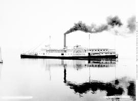 The Steamer SS Yosemite At Vancouver