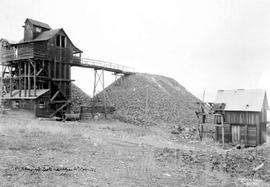 Cominco Sullivan Mine; Kimberley; Waste Top And Surface Building