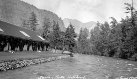Seton Lake fish hatchery.