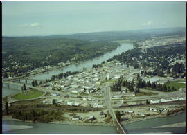 Aerial Of Quesnel