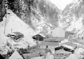 The settlement of White Pass.