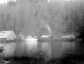 Beaver Cannery at Rivers Inlet.
