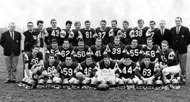 Victoria James Bay Athletic Association Mustangs Football Team
